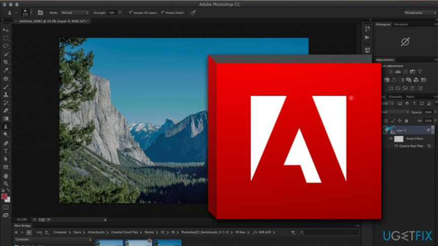 Adobe issues an emergency security patch for Photoshop CC