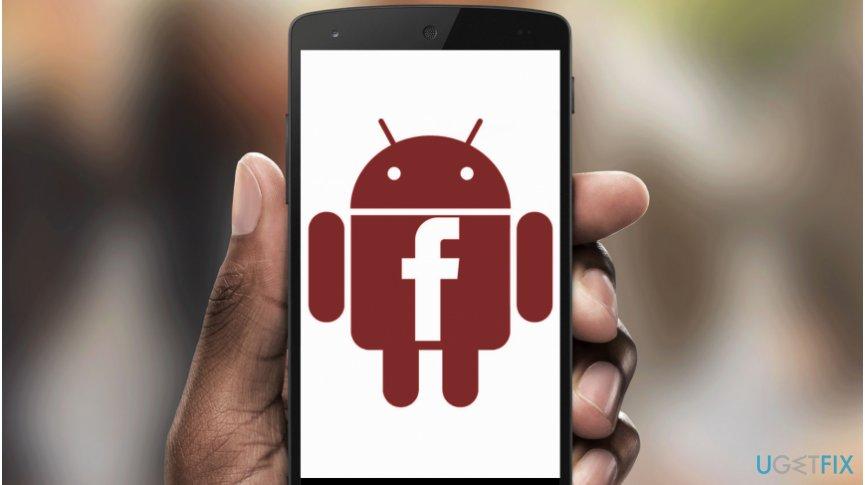 FakeApp steals Facebook credentials