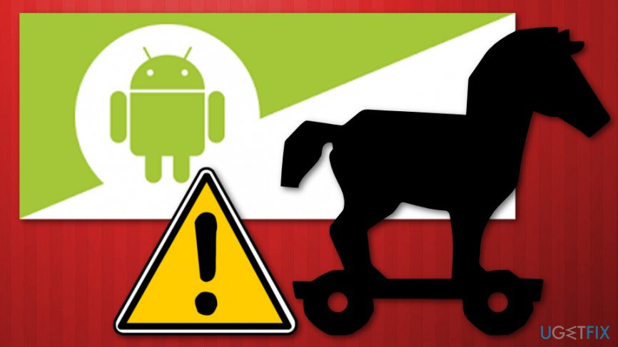 Red Alert 2.0 Android Trojan