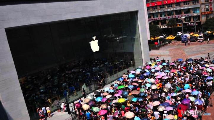 Apple employees suspected of stealing user data and selling it on Chinese black market