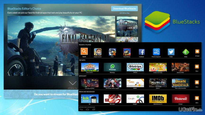 Best Android Emulators for Windows of 2017