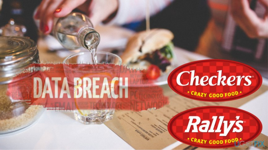 Checkers data breach