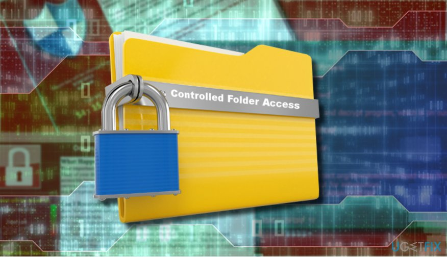 "Protect Data from Encryption with ""Controlled Folder Access"" Feature"