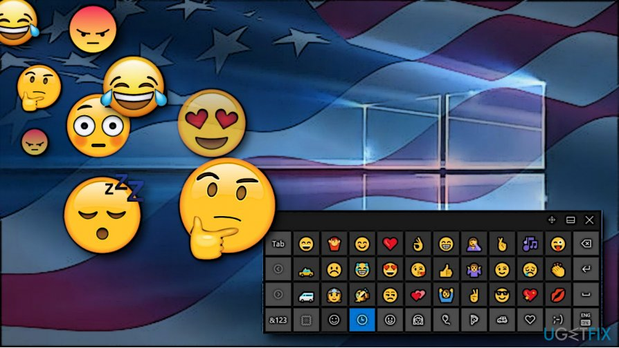 Long-Awaited Emoji Keyboard is Available for Users in the US Only