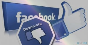 """Facebook tests a """"Downvote"""" button to flag irrelevant comments"""