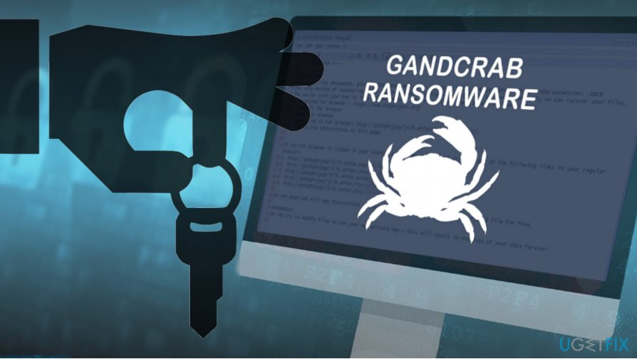 Free GandCrab decryptor available at Bitdefender and No More Ransom!