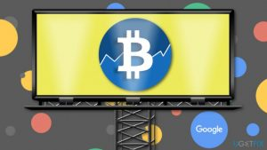Google says no to cryptocurrency ads