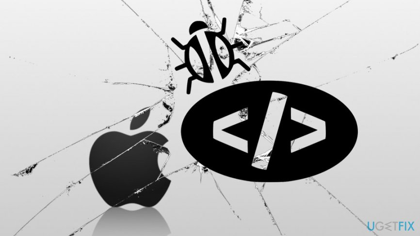 Malicious link can crash your Apple device