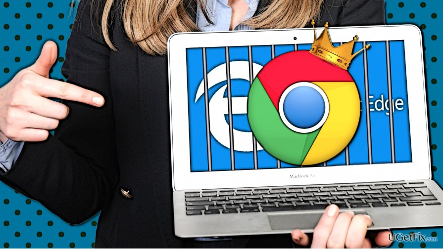 Microsoft Edge's chances to become Chrome's rival are close to zero