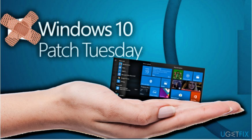 Patch Tuesday Fixes Missing Tiles Bug