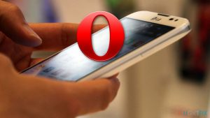 Opera users are able to block cookie dialogs on their Android devices