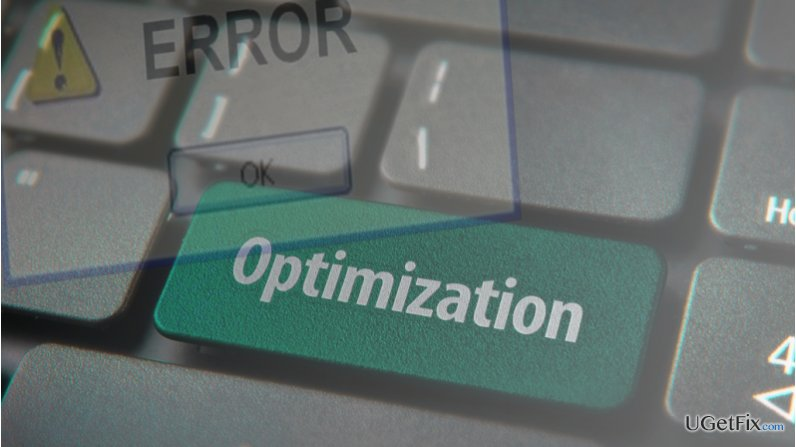 What are the benefits of computer optimization software? snapshot
