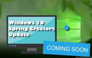Get ready for Windows 10 Spring Creators Update