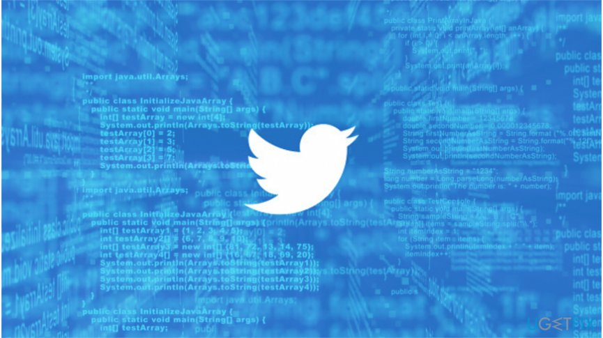 Users are advised to change Twitter passwords right now