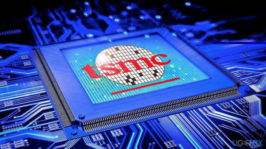 WannaCry ransomware hits TSMC chop maker
