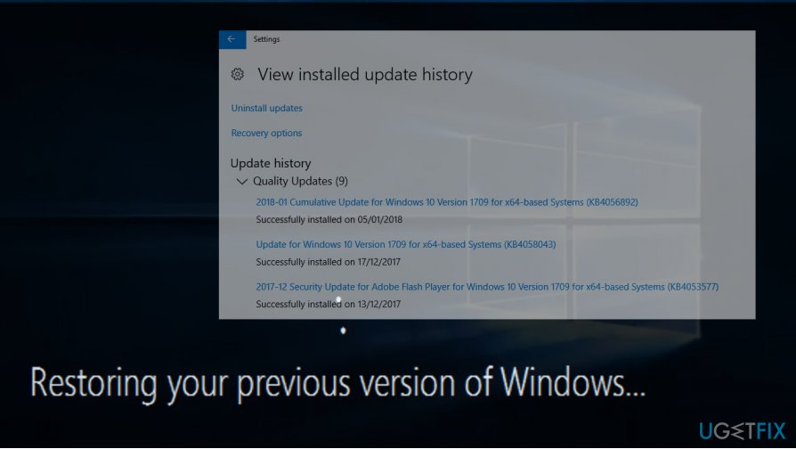 How to fix Windows update error 0x800f0845 on Windows 10?