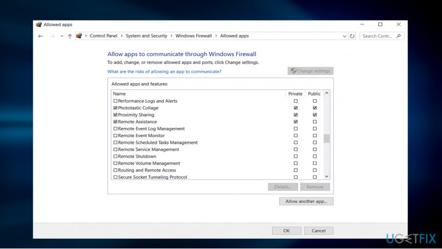 Configure settings to start RDC on Windows 10
