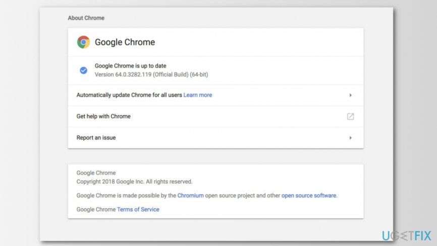 Automatically update Chrome on Mac OS X