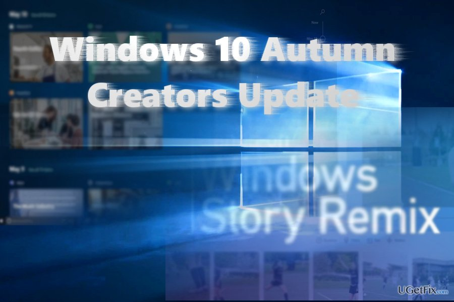 Windows Fall Creators Update is expected to arrive in September