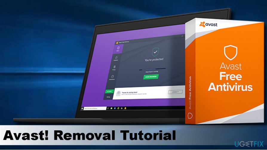 avast virus removal