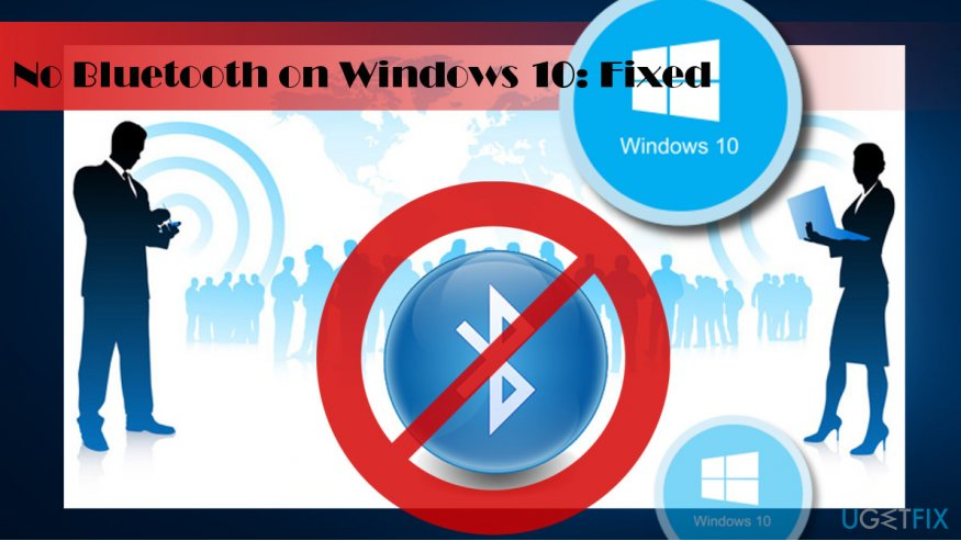 Bluetooth not available on Windows 10