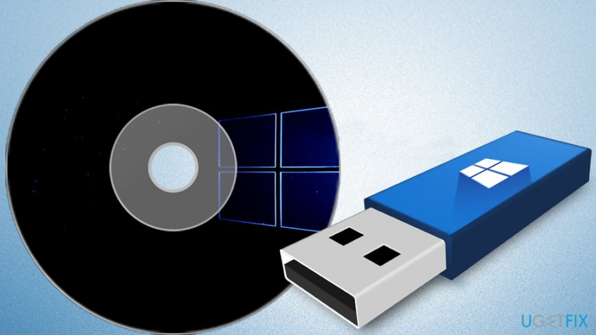 Use Windows bootable devices