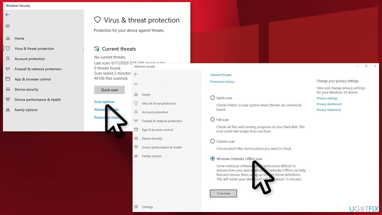 Check DismHost.exe for malware