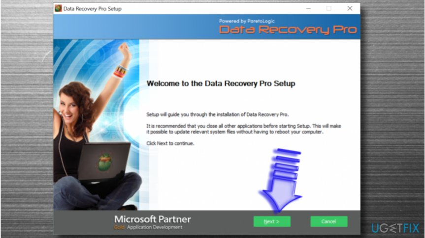 Data Recovery Pro Installer