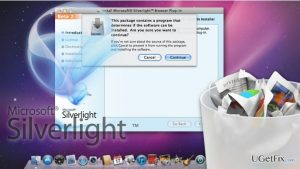 How to Uninstall Silverlight Plugin from Mac?
