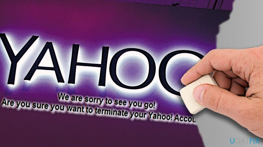 Delete Your Yahoo Account