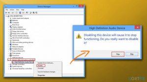 How to fix DXGI_ERROR_DEVICE_HUNG error?