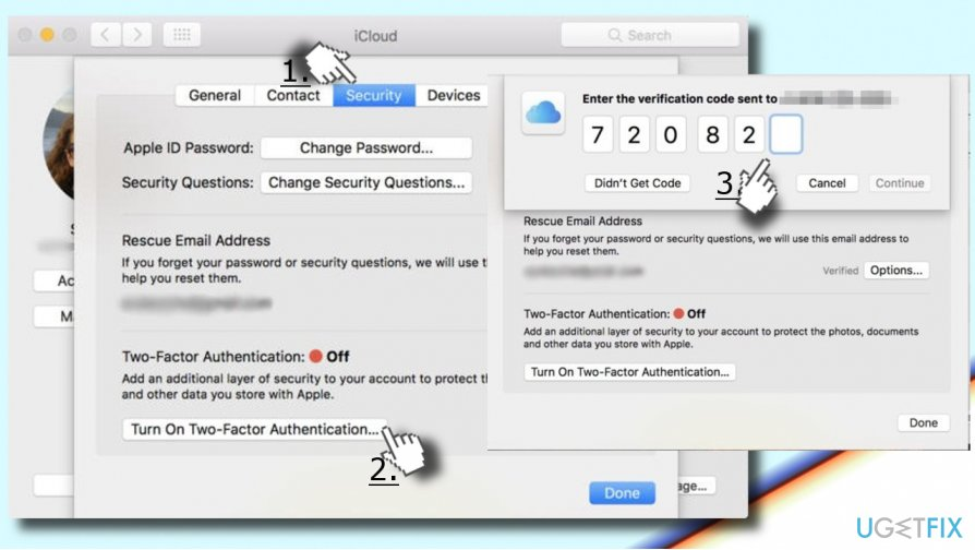 How to Set Up Two-Factor Authentication For Apple ID?