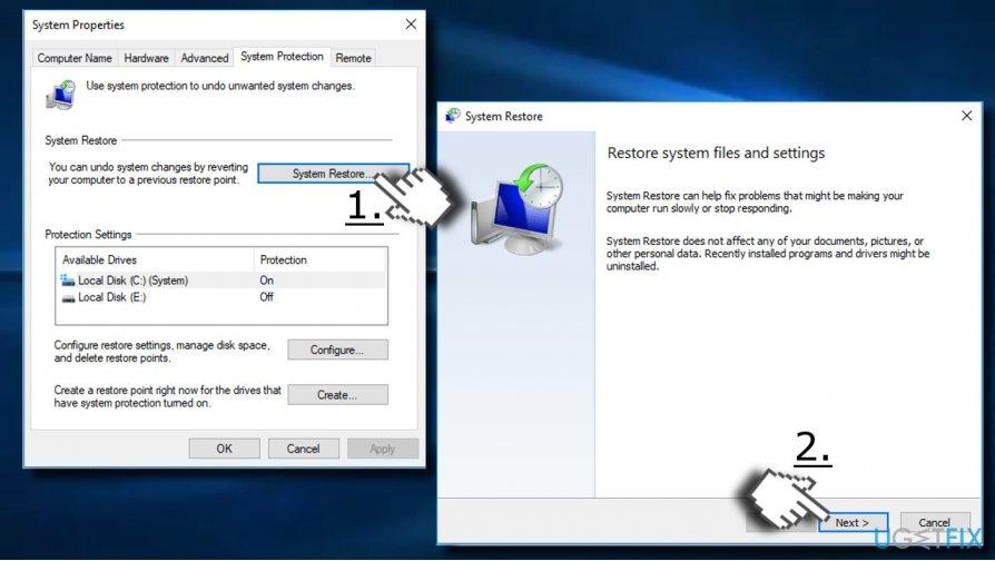 "How to fix ""Potential Windows update database error detected"