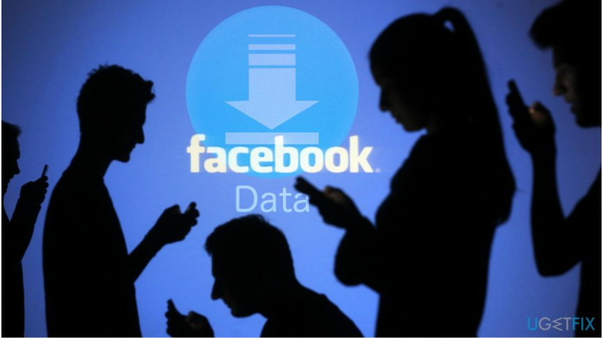 Facebook data download guide