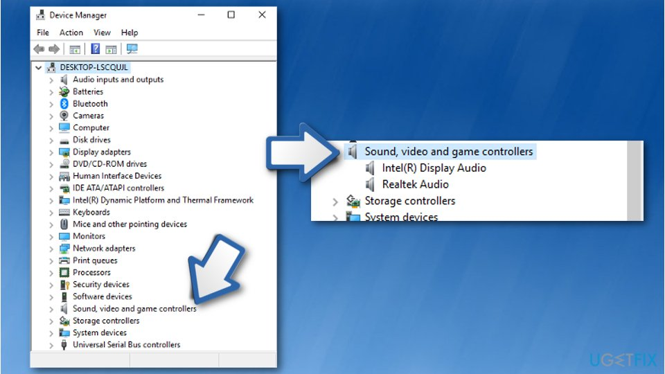 realtek hd audio driver headphones not working