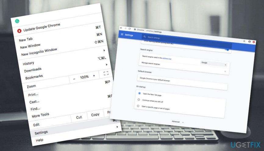 Google Chrome Secure Preferences fix