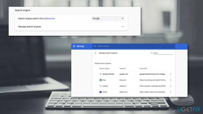 Google Chrome Secure Preferences fixing