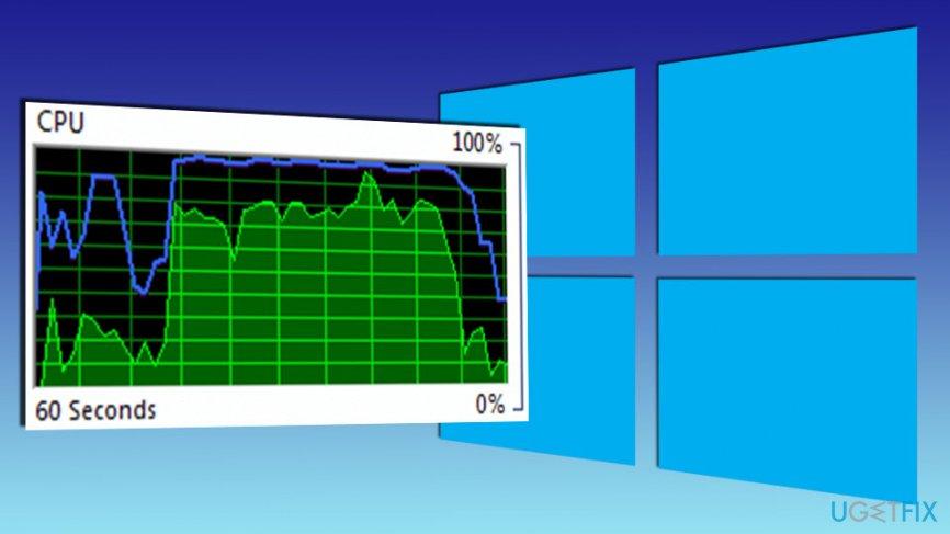 svchost high network usage windows 10