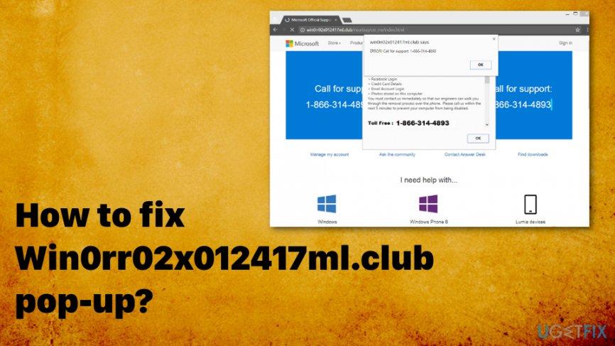 Win0rr02x012417ml.club error