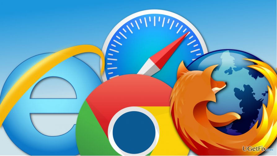 How to clear cache from web browsers