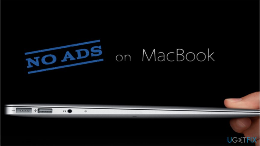 Learn how to disable ads on Mac