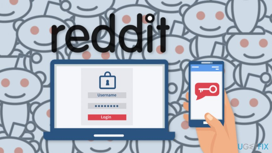 How to enable two-factor authentication on Reddit