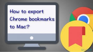 How to export Chrome bookmarks to Mac?