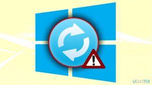 How to fix update error 0x80070422 on Windows 10?