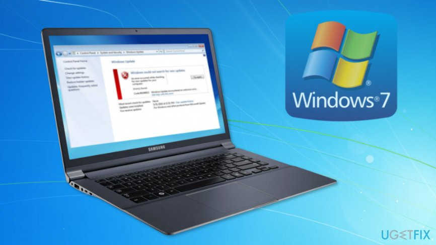 How to Fix 80248015 Error in Windows 7