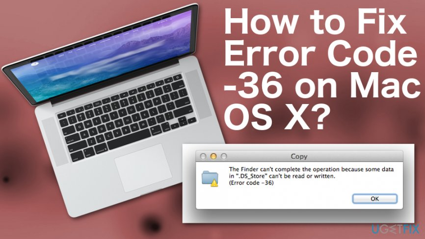Error Code -36 on Mac OS X