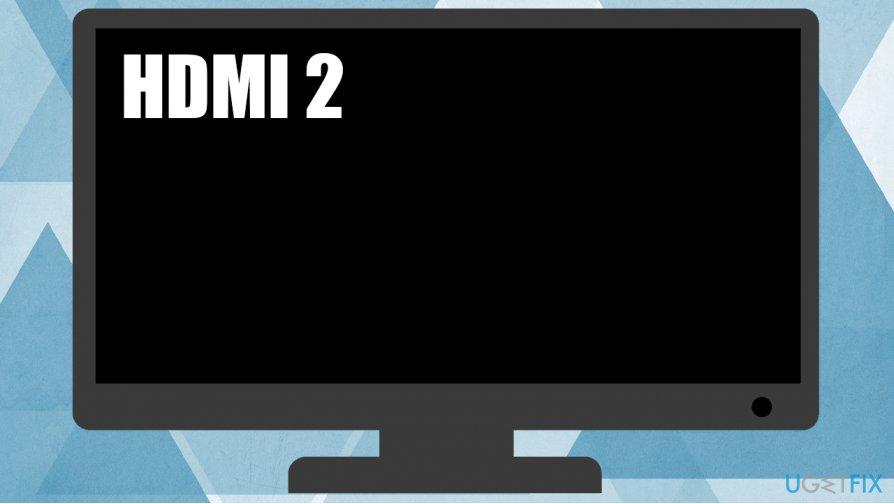 Use correct HDMI slot