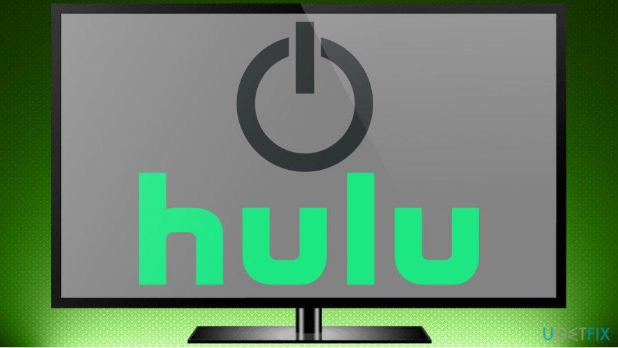 Reboot your Hulu device