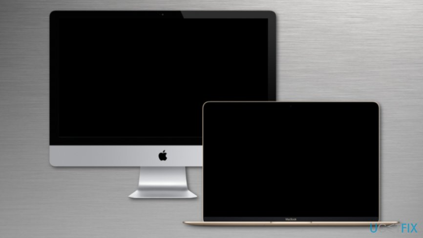 How to fix Mac booting to black screen error