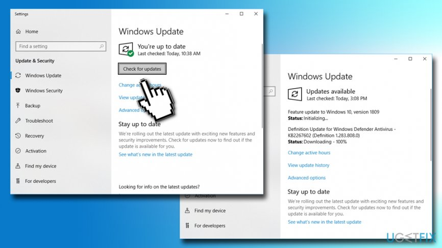 windows 10 display adapter update